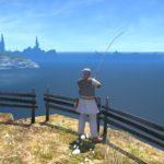 FF14釣り画像